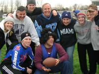 Highlight for Album: Clark-Hershey Football Tradition