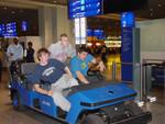 Joyride in Airport