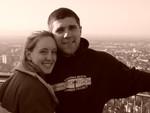 Liz and Brett on Tower