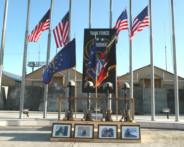 Afghanistan memorial