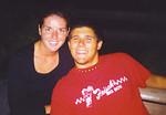 Megan Foley and Brett